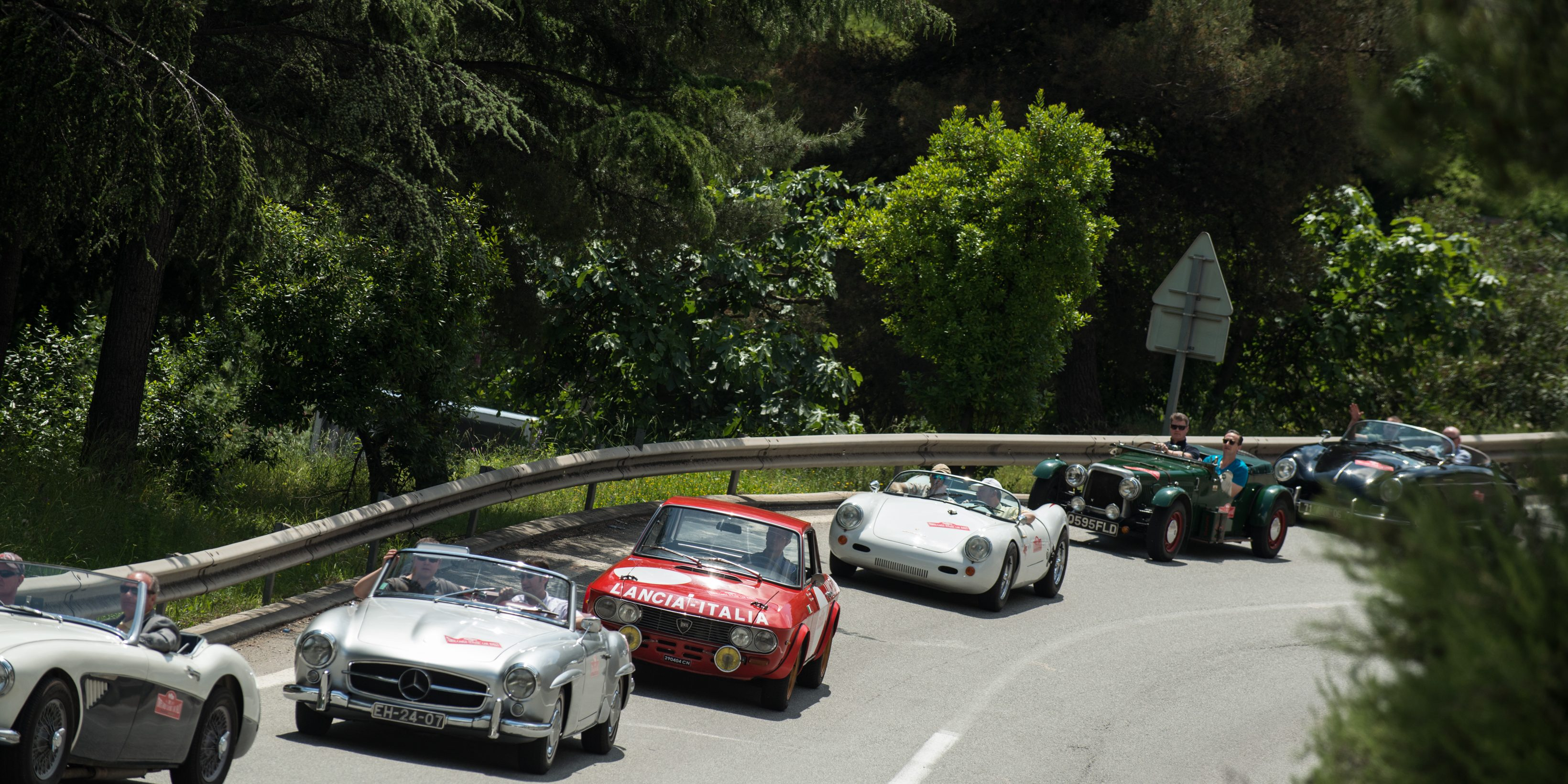 Monte Carlo Classic Car Rally - Feathers LifeStyle